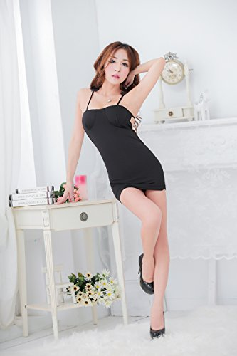 Add health Vestidi da donna/Stretch Party Dress nero014