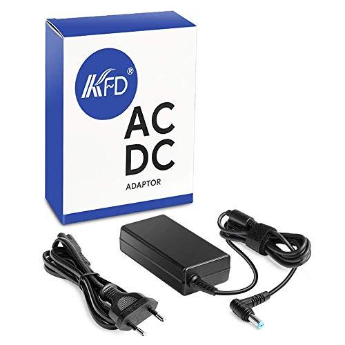 KFD 65W Ladegerät Netzgerät Netzteil für Acer Aspire E15 N15Q1 E5-575 E5-521 R3-471 Aspire 1 3 5 A515-52G A515-51G A315-51 A114-31 A315-53 E1 571 A517-51G ES1 E3 V5 V3 R14 5742 5750 5349 19V 3,42A