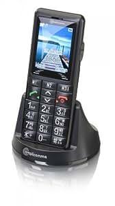 Amplicom Powertel M6000 (Handy ohne Branding)