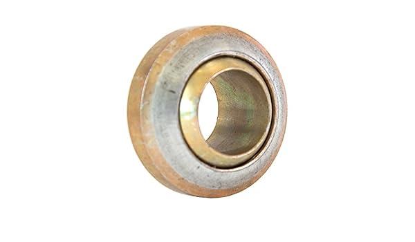 Koch Industries 4039011 Top Link Ball Socket Yellow Zinc Plated Finish Standard Duty Category 0