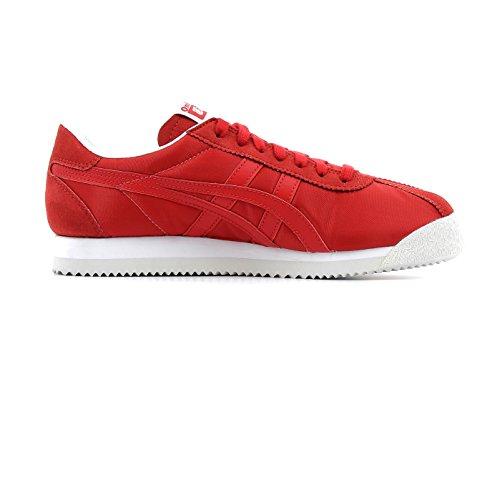 ZAPATILLA ASICS D747N-2323 TIGER RED CORSAIR True Red / True Red