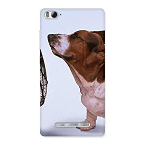 Gorgeous Dog Fan Back Case Cover for Xiaomi Mi4i