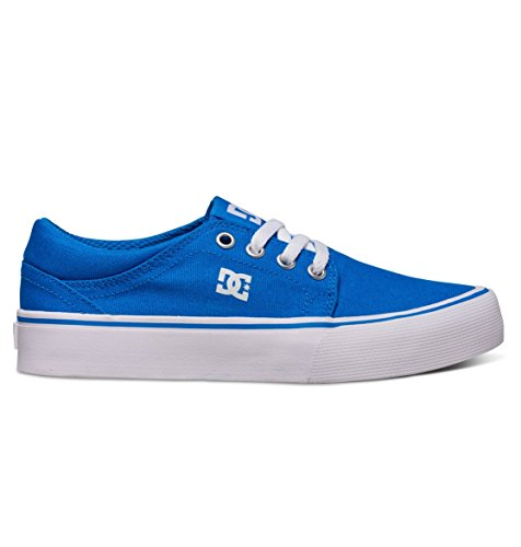 DC Shoes ADBS300251, Scarpe da Ginnastica Bambino azul