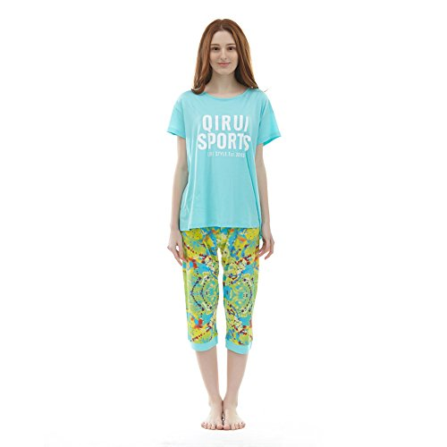Ladies short sleeve/modaler pyjama/fashion leisure suit-A (Kostüme Suit Leisure)