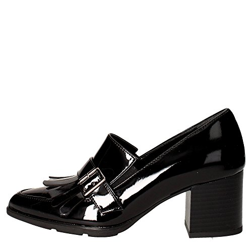 Cinzia Soft IC 3704 002 Mocassin Femme Noir