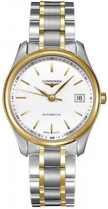 longines-unisex-armbanduhr-armband-edelstahl-goldgelb-automatik-zifferblatt-weiss-analog-l25185127