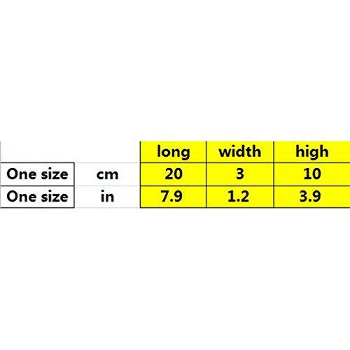 WU Zhi Lady In Pelle Multi-funzionale Fermasoldi Portafogli Pink