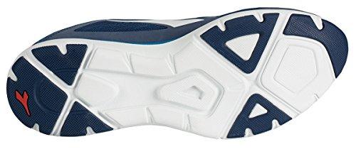Diadora Scarpa Running Sneaker Jogging Uomo X run Saltire navy/azzurro bamb Blu Navy
