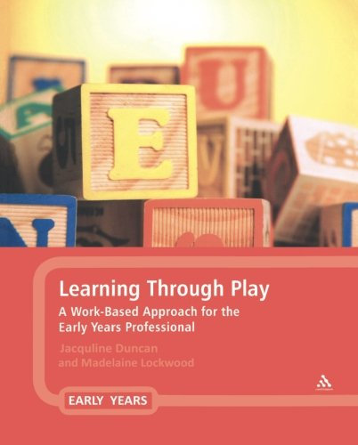 Learning Through Play Cover Image