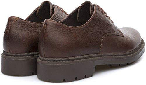 CAMPER  Hardwood K100012 002, Chaussures homme Marron - Marron