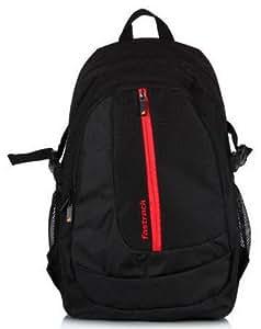 Fastrack Black Casual Backpack (AC017NBK01AE)