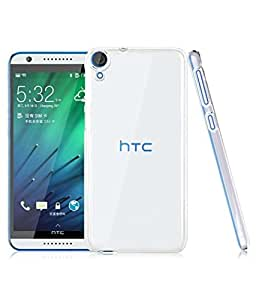 Snaptic Ultra Thin Dotted Transparent Soft Back Cover For Htc One M8/M8+ With Screen Guard