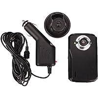 Coche Dash CAM, grabadora de conducción con cámara de 2,4 Pulgadas 1080P HD