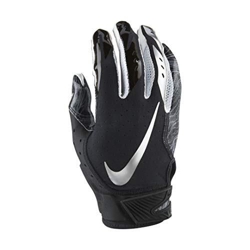 Nike Vapor Jet 5 American Football Handschuhe - Black - medium