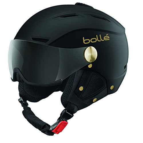 Bollé Skihelm Backline Visor Soft with 1 Gun