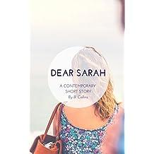 Dear Sarah: A contemporary Irish short story