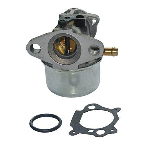Neue Vergaser w/ Gasket & O-Ring For Briggs & Stratton 799868 498170 498254 (Vergaser 799868)