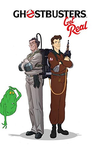 Ghostbusters: Get Real por Erik Burnham