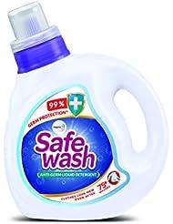 Safewash Anti Germ Liquid Detergent by Wipro, 1L