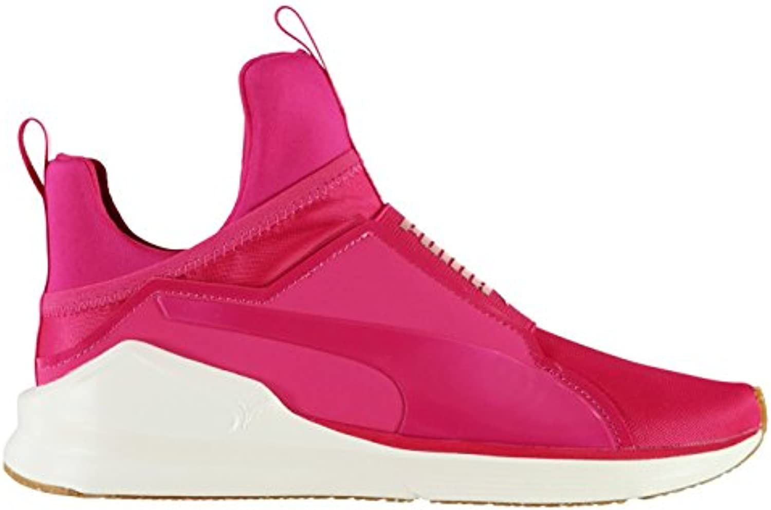 Official Shoes Puma Fierce Samt Seil FITNESS TRAINING Schuhe Damen pink Gym Trainer Sneakers