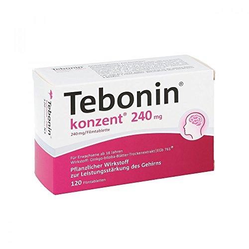Tebonin konzent 240 Tabletten, 120 St.