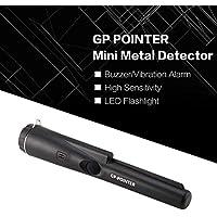 Detector de metales de mano Heaviesk GPADOR DE PUNTERO Mini detector de metales de localización preciso