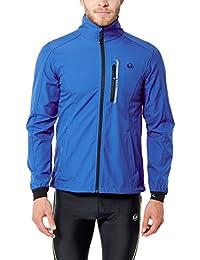 Ultrasport Veste d'extérieur homme softshell fonctionnelle pour le jogging / le sport Hannes avec Ultraflow 5.000