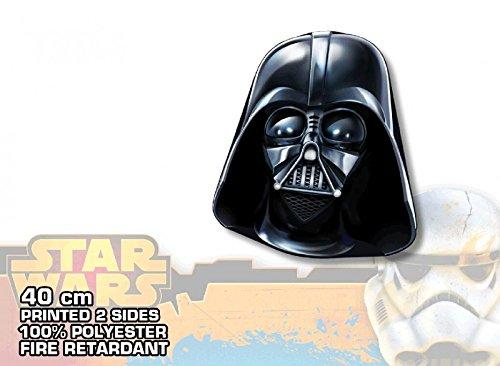Disney sw16528-Face Darth Vader Star Wars Kissen 40x 40x 7cm