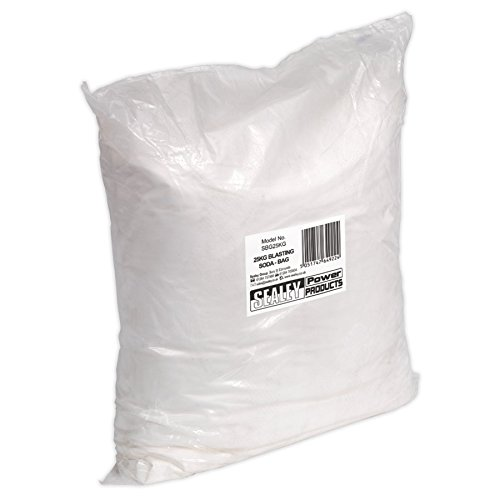 Preisvergleich Produktbild SEALEY sbg25kg Blasting Soda Tasche,  25 kg