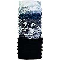 Buff Polar National Geographic Multifunktionstuch, Siberian Flint Stone, One Size
