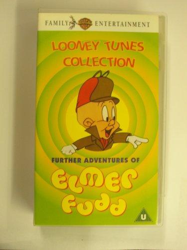 looney-tunes-elmer-fudd-vhs-8-episodes