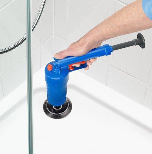CON:P SA220 Pressluft-Rohrreinigungspistole für Bad und Küche - 4