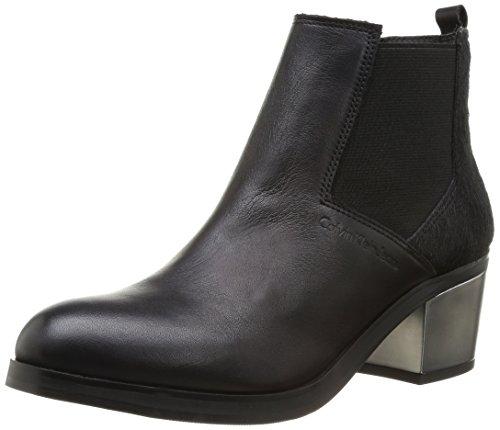 Calvin Klein Jeans Izzy Baby Calf Pony, Chaussures de ville femme