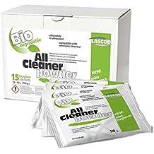 All Cleaner lascod – Limpiador para restos de yeso, cemento y Alginato Dental 15 bolsitas