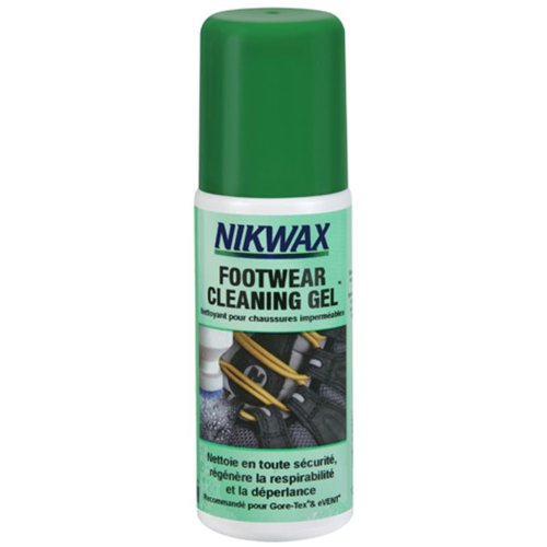 Nikwax Footwear Cleaning Gel - Transparent, 125 ml