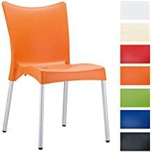 Amazon.fr : table jardin plastique - Orange