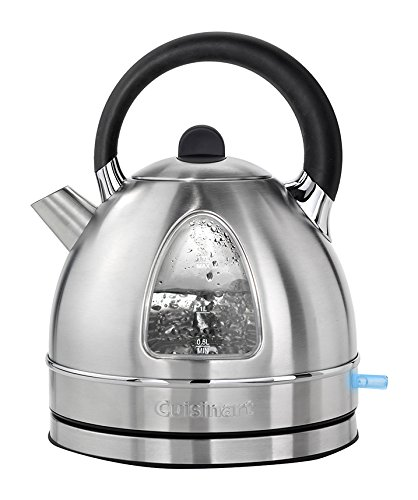 Cuisinart - Ctk17u cepillado dome caldera , de acero inoxidable