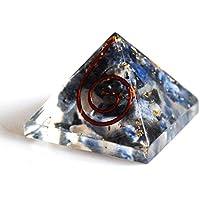 Reiki heilende Energie geladen Krystal Gifts UK Sodalith Crystal Chip Energetische Pyramide (ca. 2x 2x 2cm)... preisvergleich bei billige-tabletten.eu