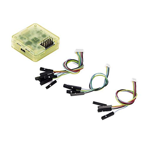 CC3D Flight Controller Open Pilot 32-Bit-Prozessor mit Gehäuse gerade Pin für QAV250 280 RD290 Mini Quadcopter Mutilcopter