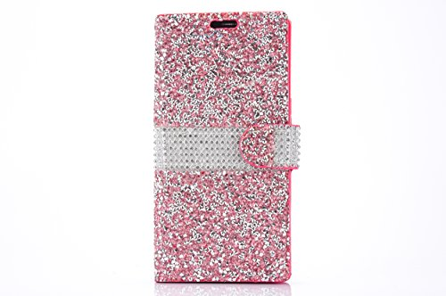 Cover per iPhone X Trasparente ,Cover per iPhone 10, Bonice Crystal Clear Glitter di Bling Custodia Ultra Slim Morbido TPU Gel Silicone Protettivo Skin Protettiva Shell Bumper Case Cover Anti Slip per Perla-Cover-05