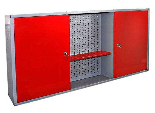Werkstatteinrichtung, Ordnungssystem bestehend aus einer Werkbank und einem Werkstattschrank - 4