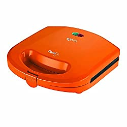 Pigeon Egnite Sandwich toaster orange