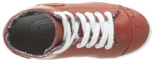 Silvia Rouge Sneaker Silvia Sneaker M盲dchen Chipie Rot Rouge Rot Chipie M盲dchen 4 qZxw4FX