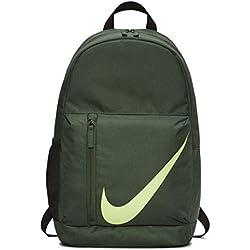 Nike Y NK ELMNTL BKPK Backpack, Unisex niños, fir/Outdoor Green/(Lime Blast), MISC
