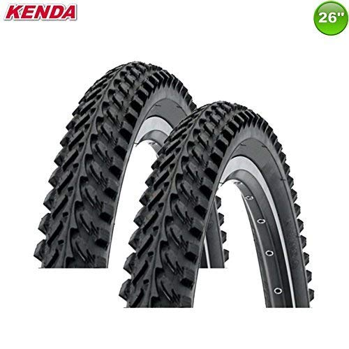 2 x Kenda K-898 MTB Fahrradreifen Fahrradmantel Decke 26 x 2.10-54-559
