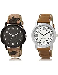 The Shopoholic Green White Combo New Stylist Latest Green And White Dial Analog Watch For Boys Watches For Girls...