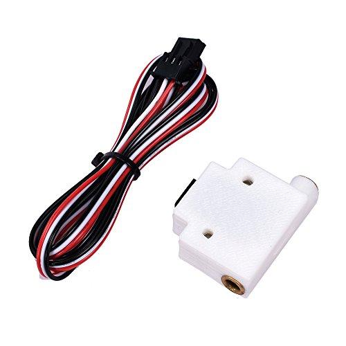 BIQU 3D Filament Erkennungsmodul Filament Rundlauf. Pause erkennen Monitor Sensor für 3D Drucker lerdge Board 3.0mm PLA ABS Filament