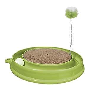 Catit Play-n-Scratch, grün