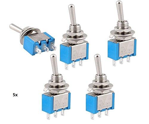 5-x-3-terminales-2-posiciones-pdt-on-off-on-interruptor-ac-250-v-3-a-125-v-6-a