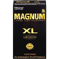 Trojan Magnum XL-Kondome (12Stück) preisvergleich bei billige-tabletten.eu